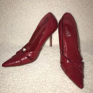 Red High Heels *only worn once*